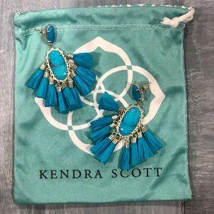 Kendra Scott Kristen Earring in Turquoise